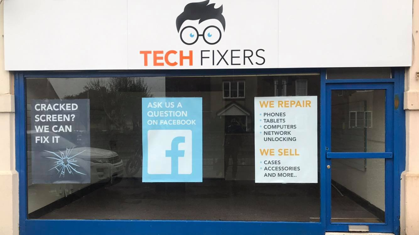 tech fixers 335 cheriton road folkestone