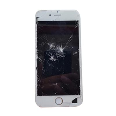 smashed iphone before repair
